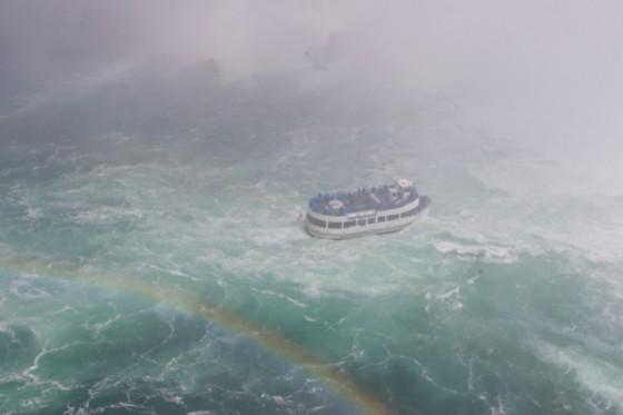 Boot Niagarafall