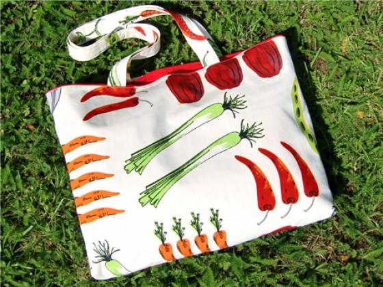 Markttasche von Dawanda