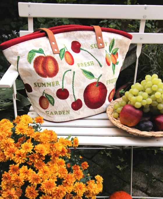 Einkaufstasche Fresh Fruits