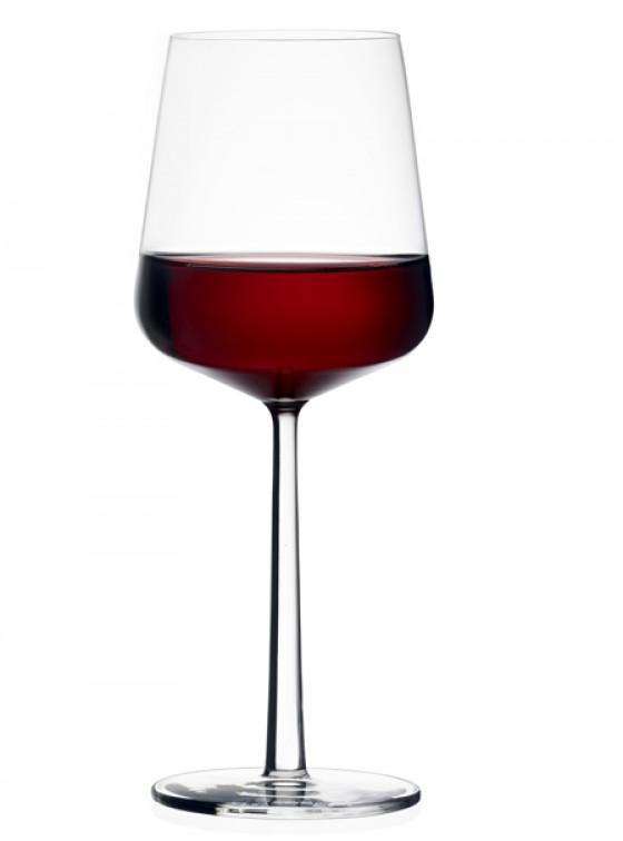 Essence: Weingläser von Iittala