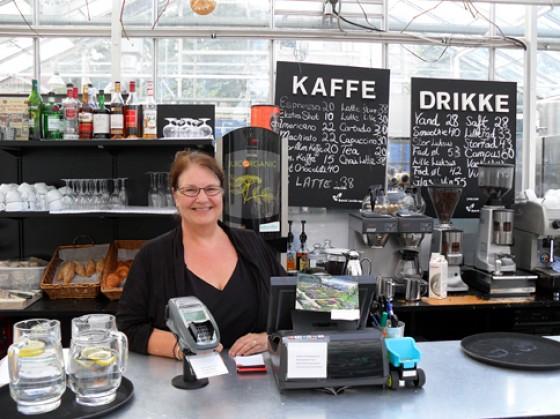 Café Vaeksthuset Kopenhagen