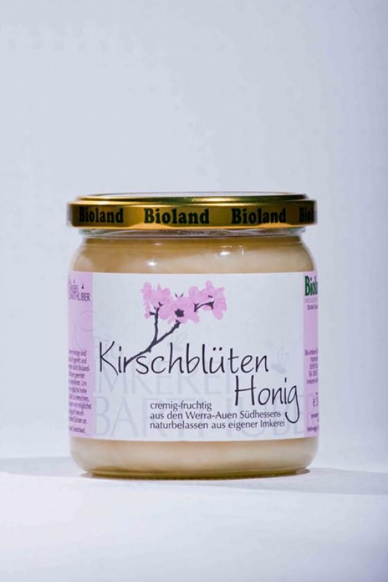 Bio-Kirschblütenhonig