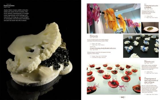 Food Creation Ayako Suwa