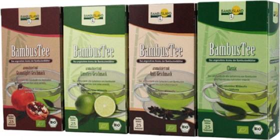 Bambustee von Bambusland