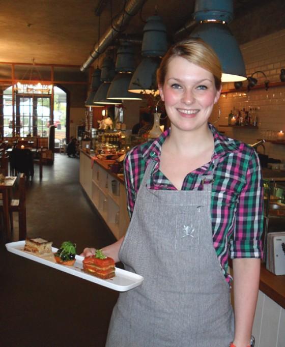 Bullerei, Deli, Hamburg, Restaurantfachfrau Sophia