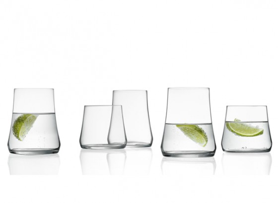Relaunch 2012: The Marc Newson Glas