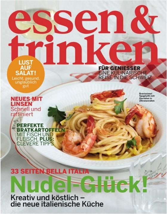 essen & trinken Cover 2012