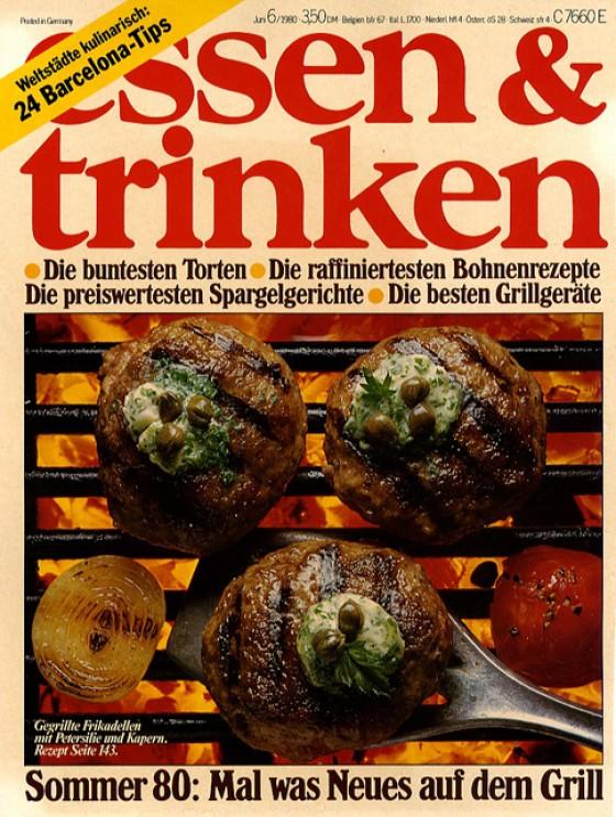essen & trinken Cover Juni 1980