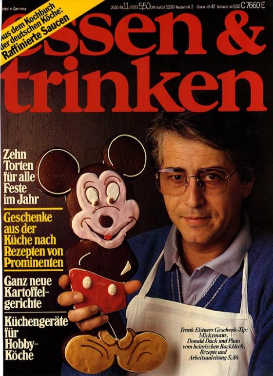 essen & trinken Cover November 1983