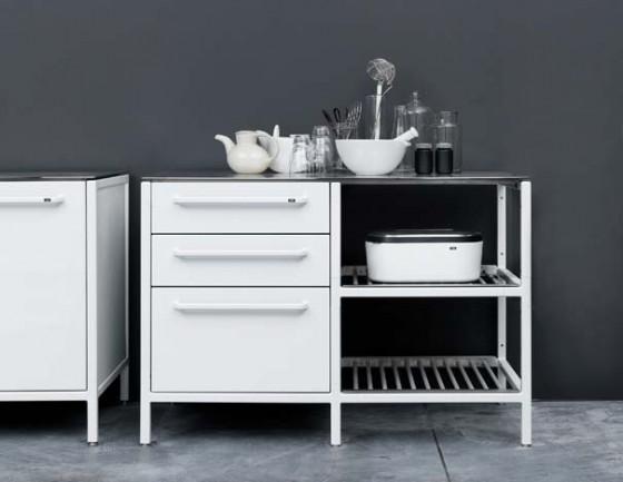 vielseitige k chenmodule von vipp vipp k chenmodule 1. Black Bedroom Furniture Sets. Home Design Ideas