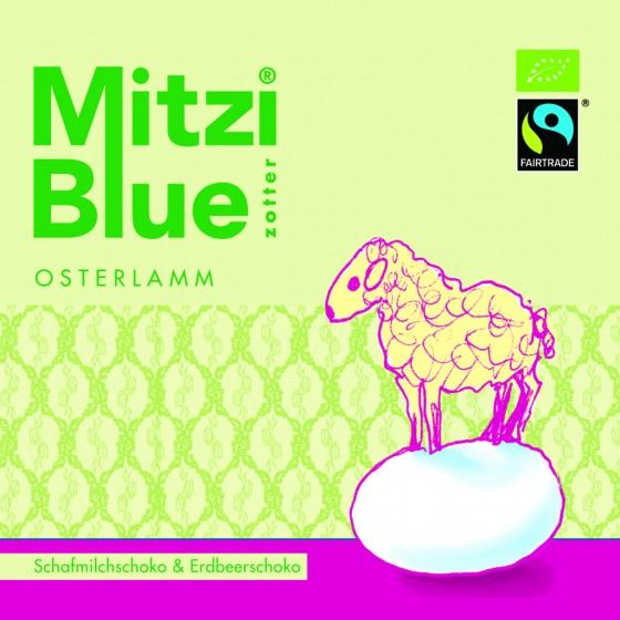 Mitzi Blue Osterlamm von Zotter