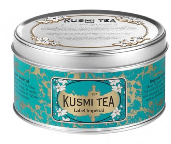 Kusmi Tea Label Impérial