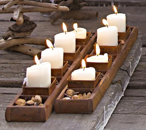 Kerzenhalter von Impressionen