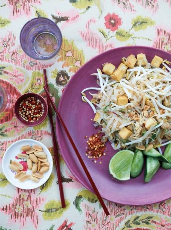 """Pad Thai: Rezept aus Bill Granger """"Easy Asia"""""""