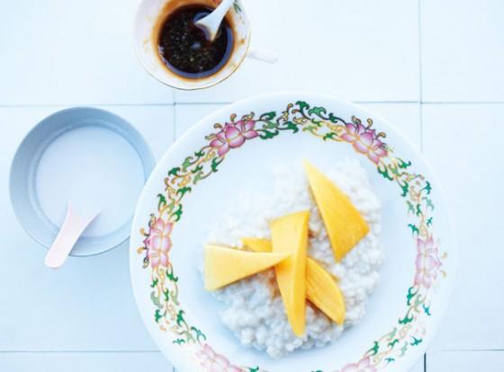 """Mango Reis: Rezept aus Bill Granger """"Easy Asia"""""""