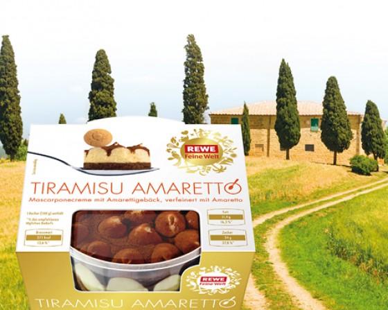REWE Feine Welt Tiramisù Amaretto