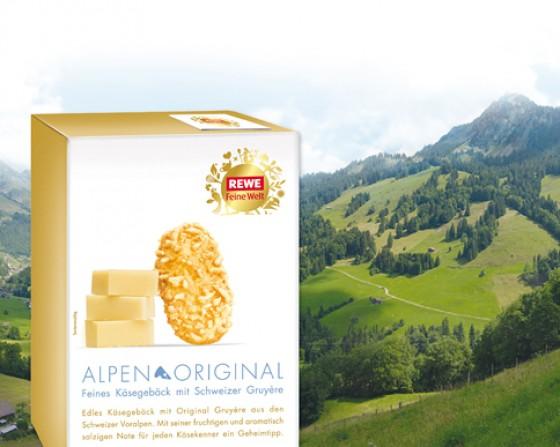 REWE Feine Welt Alpen Original