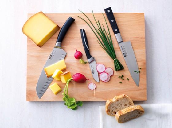 Messer von Fissler