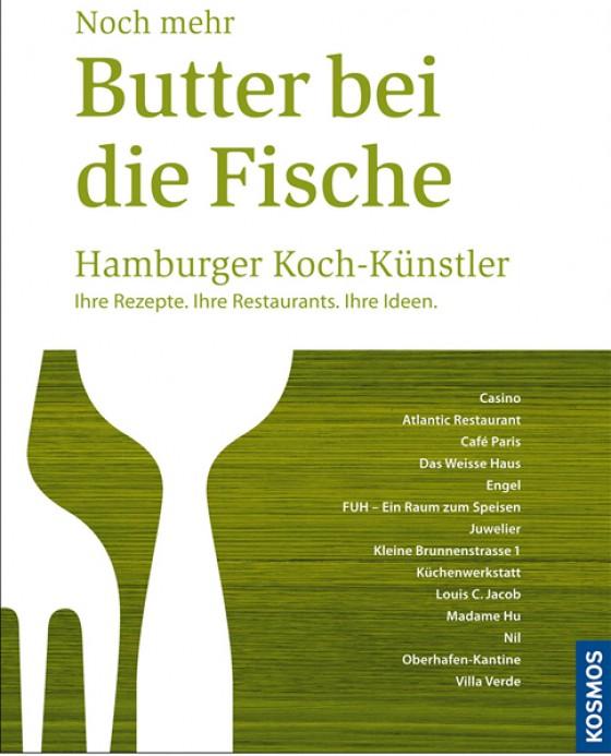 Buch Butter bei die Fische Kosmos Verlag