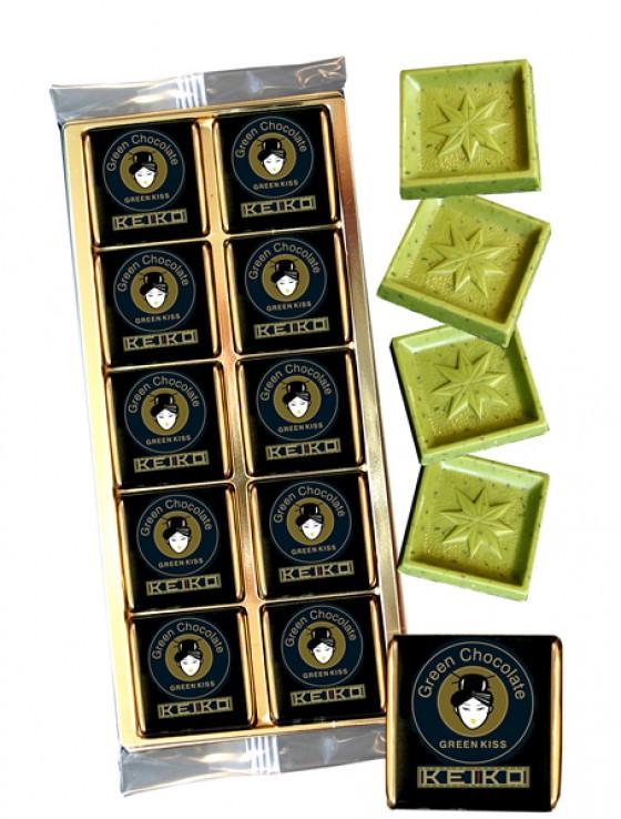 """Schokolade mit grünem Tee von """"Keiko"""""""
