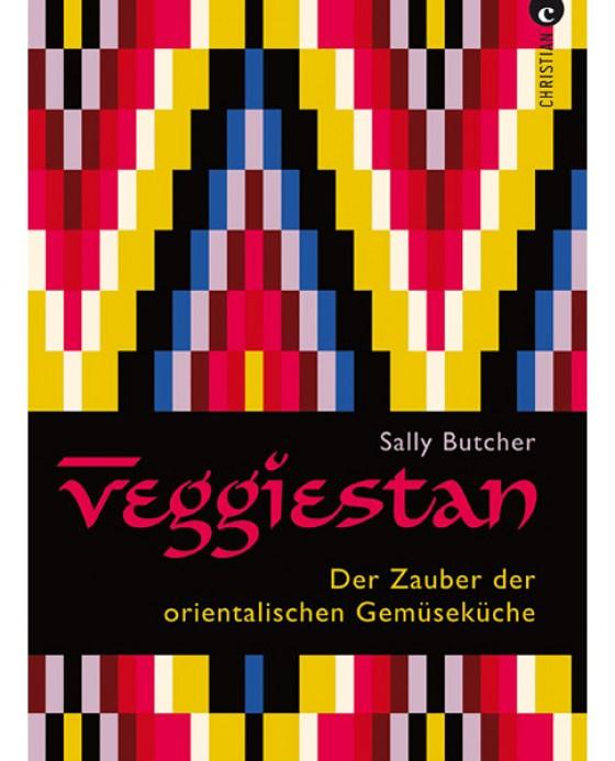 Buch Cover Veggiestan Christian Verlag