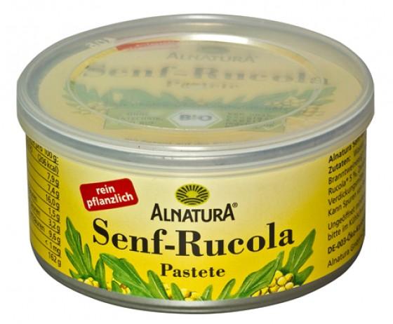 Pastete Senf-Rucola von Alnatura