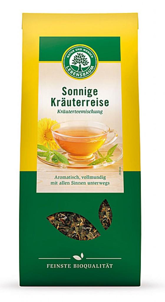 Lebensbaum Tee Sonnige Kräuterreise
