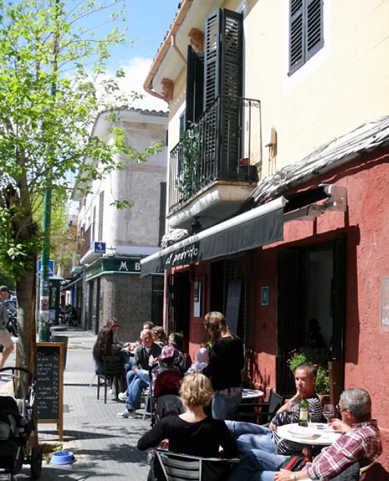 Palma de Mallorca Café