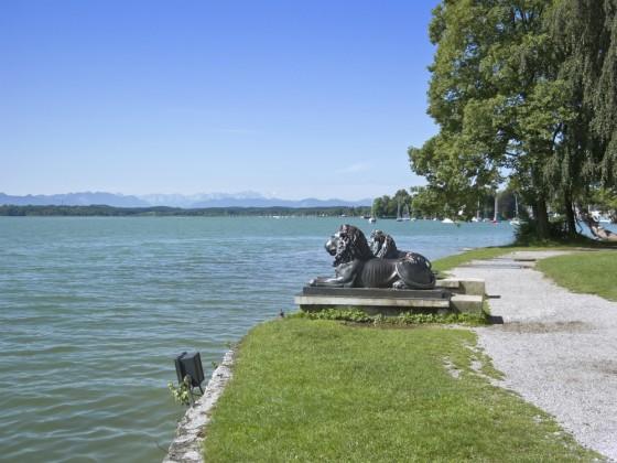 Picknick mit Alpenblick