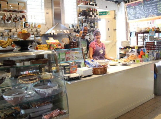 Musik, Kunst, Kuchen und Kaffee: MAP Studio Café