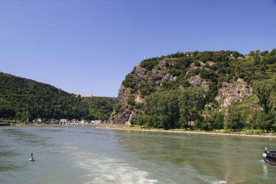 Rheinromantik an der Loreley