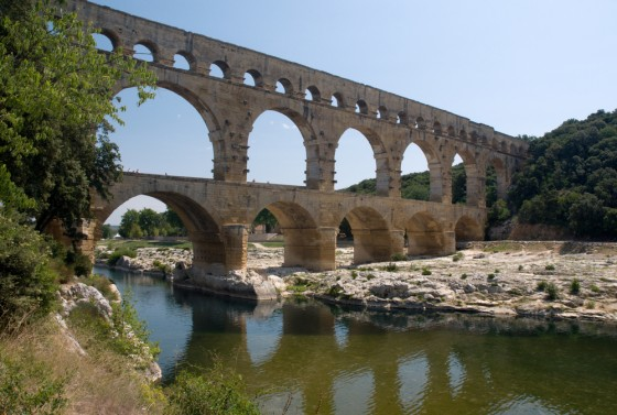 Pont du Gard nahe Nîmes