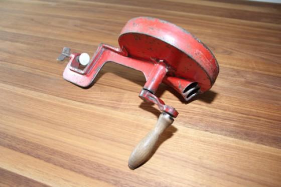 Bohnenschneidemaschine