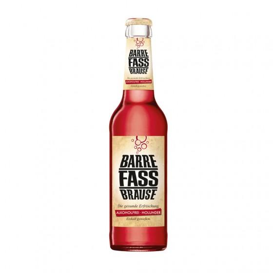 Frischer alkoholfreier Drink: Fassbrause