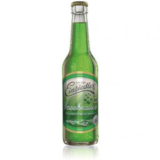 Waldmeister in der Flasche: Einsiedler Fassbrause