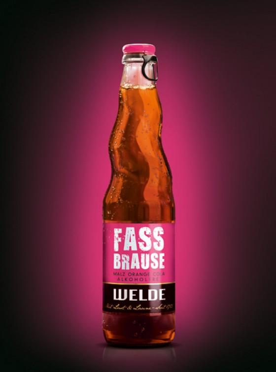 Nach Liesel's Hausrezept: Welde Fassbrause