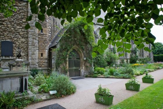 Garden Museum in London