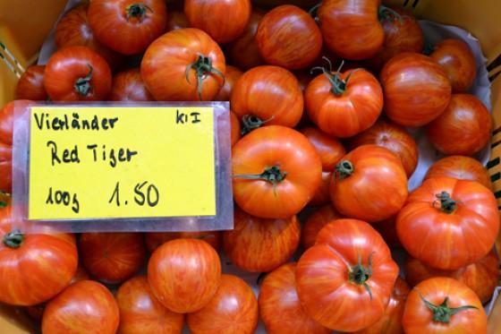 Red Tiger Tomaten