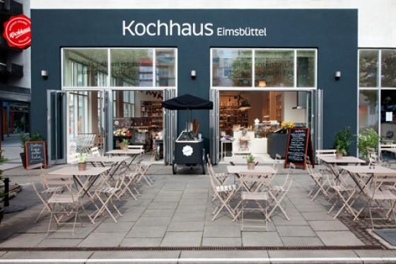 Kochhaus Eimsbüttel Außenansicht