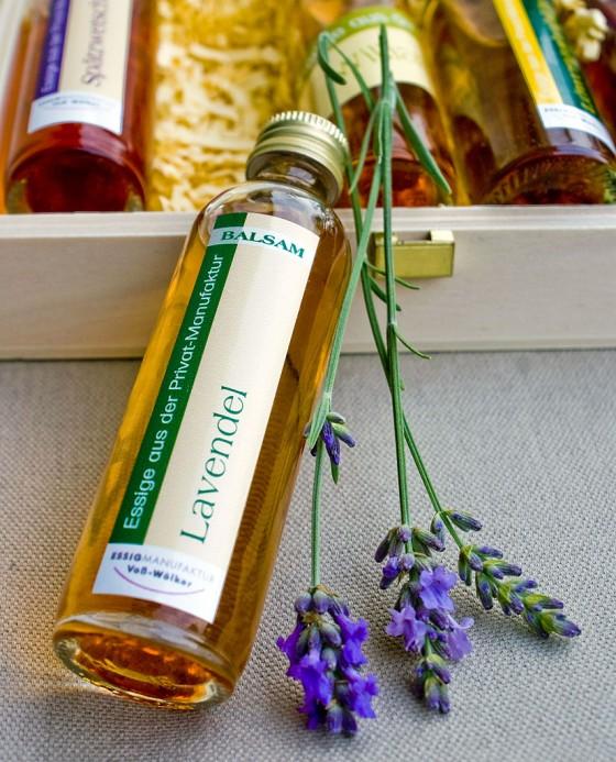 Lavendel Balsam von Voß-Wölker