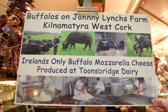 Irland English Market Indoor Markt in Cork