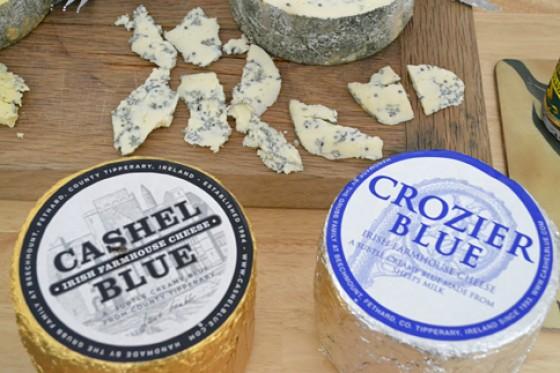 Irland Blauschimmelkäse Cashel Blue