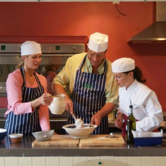 Ballyknocken Cookery School County Wicklow