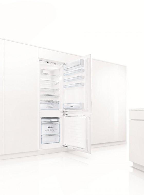 Neue Eibaukältelinie von Bosch: SmartCool