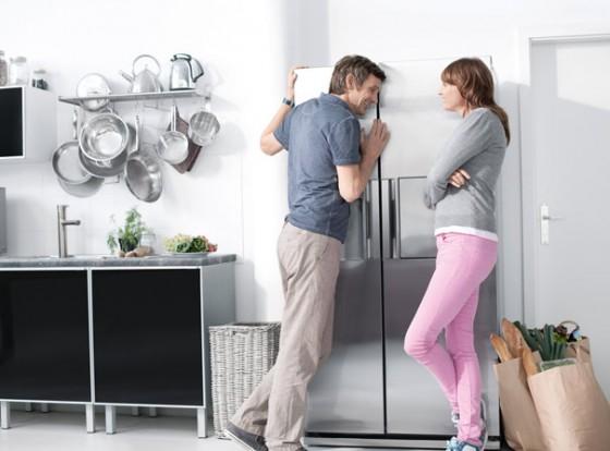 Side-by-Side oder French-System: Samsung Kühlgeräte