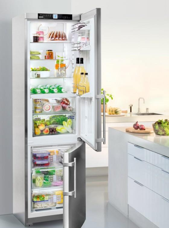 BoFresh und Smart Frost: Liebherr Kühlgeräte A+++