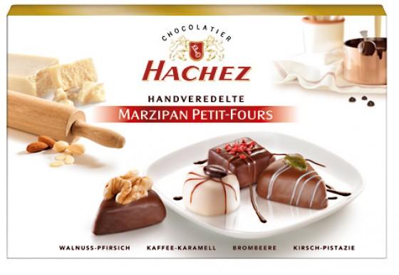 Hachez Marzipan-Petitfours
