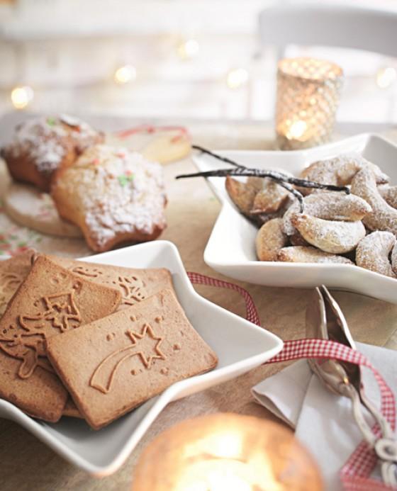 Tchibo Schälchen mit Keksen