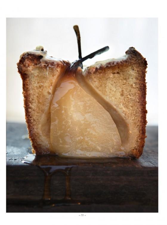 Yvetet van Boven: Kardamonkuchen mit ganzen Birnen