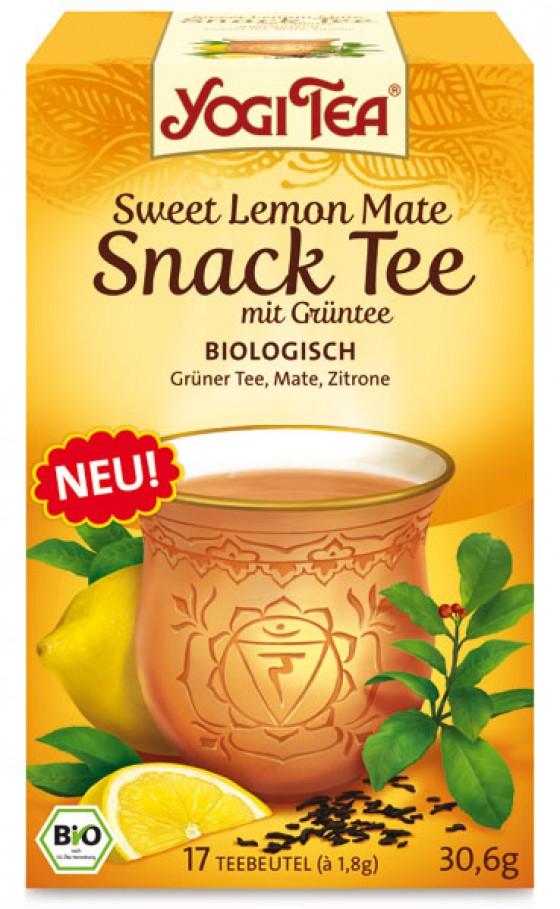 Sweet Lemon Mate Snack Tee